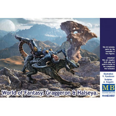 World of Fantasy - Graggeron & Halseya 1/24