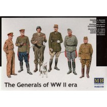 The Generals of WWII  1/35