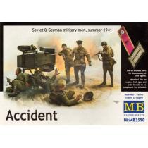 Accident, Soviet & German Military, Summer 1941 1/35