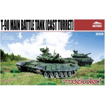 T-90 Main Battle Tank 1/72