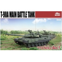 T-90A Main Battle Tank (welded turret) 1/72
