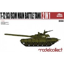 T-72 B3/B3M Main battle tank 2 in 1 1/72