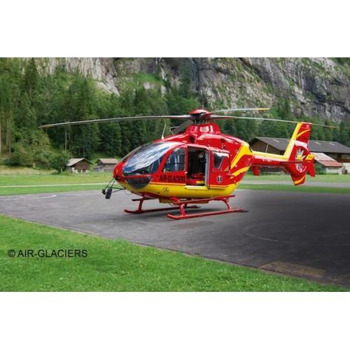 Eurocopter EC135 Air Glaciers 1/72