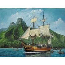 HMS Bounty 1/110