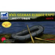 WWII German Rubber Raft 1/35