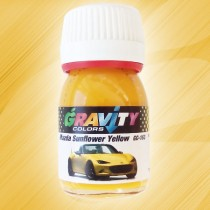 GC-163 Mazda Sunflower Yellow de Gravity Colors