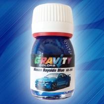 GC-265 Nissan Bayside Blue de Gravity Colors