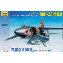 Mikoyan MiG-23MLD  1/72