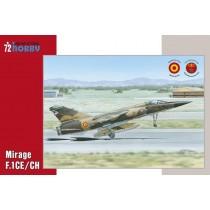 Mirage F.1 CE, calcas españolas 1/72