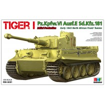 TIGER I INITIAL PRODUCTIONS 1/35