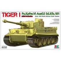 TIGER I INITIAL PRODUCTIONS 1/35