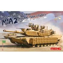 M1A2 SEP Abrams TUSK I/TUSK II 1/35