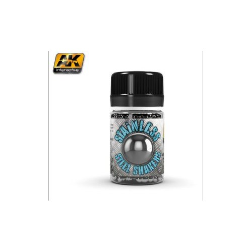 AK892 STAINLESS STEEL SHAKERS