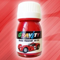 GC-170 Rosso Maserati de Gravity Colors