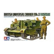 Universal Bren Gun Carrier Mk.II European Campaign 1/35