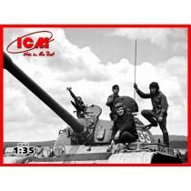 Soviet Tank Crew 1979-1988 1/35