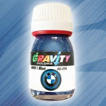 GC-274 BMW i Blue de Gravity Colors