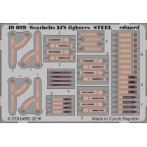 Seatbelts IJN fighters STEEL 1/48