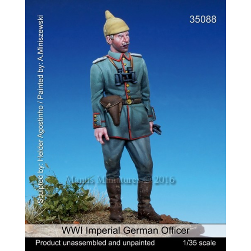WWI Imperial German Officer 1/35