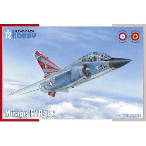 Dassault Mirage F.1B  calcas españolas   1/72