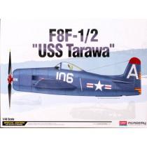 Grumman F8F-1/2 Bearcat USS Tarawa 1/48