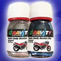 GC-271 Honda Candy Aleutian Blue de Gravity Colors