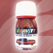 GC-276 Pontiac Autumn Bronze de Gravity Colors
