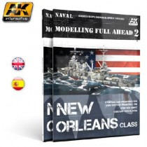 AK896 MODELLING FULL AHEAD 2 NEW ORLEANS CLASS