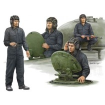 Modern Soviet Tank Crew   1/35