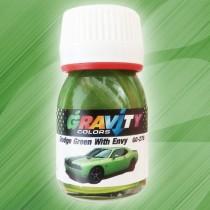 GC-278 Dodge Green With Envy de Gravity Colors