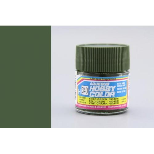 FIELD GREEN FS34097 SATINADO