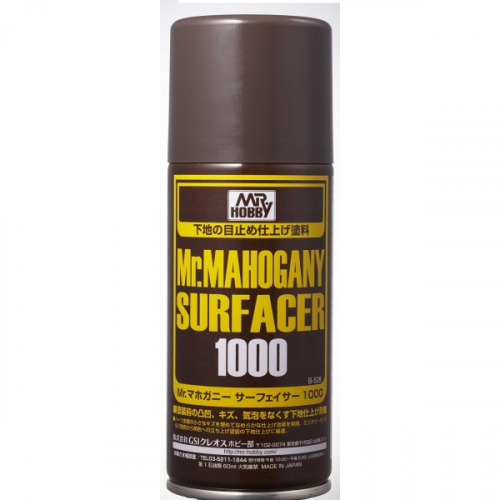 MR. MAHOGANY SURFACER 1000 170 ML.