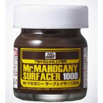 MR. SURFACER 1000 MAHOGANY 40 ML.