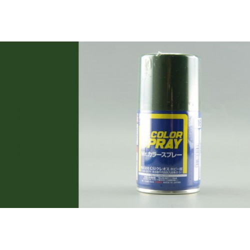 Mr. Color Spray (100 ml) IJA Green