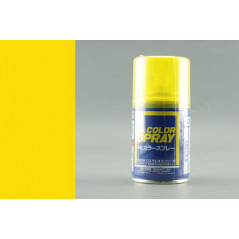 Mr. Color Spray (100 ml) Clear Yellow