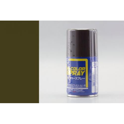 Mr. Color Spray (100 ml) Olive Drab (2)