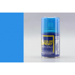 Mr. Color Spray (100 ml) Clear Blue