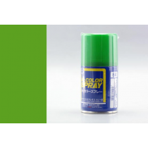 Mr. Color Spray (100 ml) Yellow Green