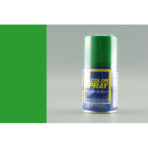 Mr. Color Spray (100 ml) Bright Green