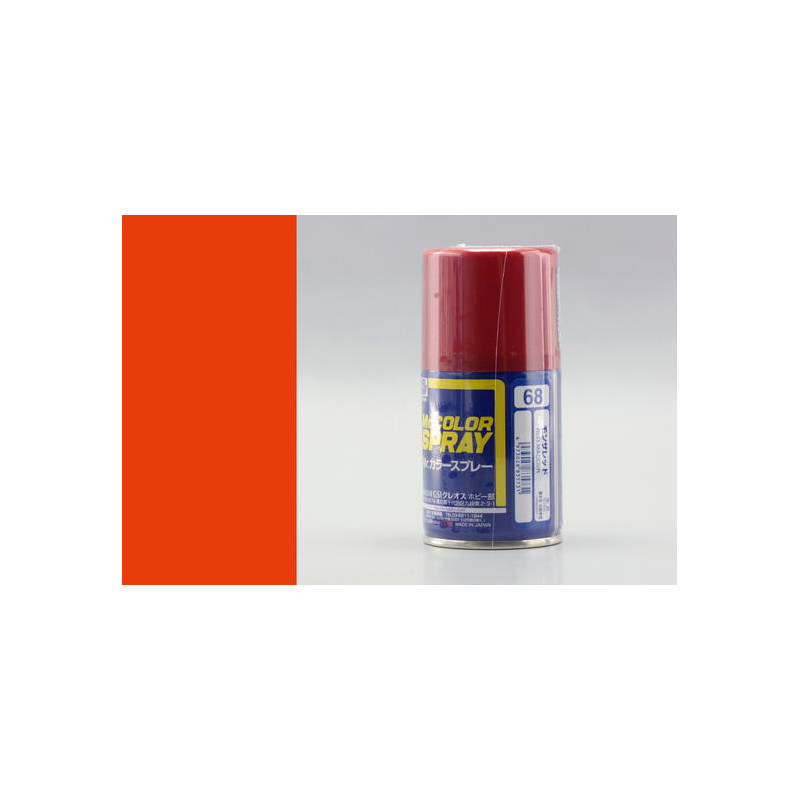 Mr. Color Spray (100 ml) Madder Red