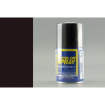 Mr. Color Spray (100 ml) Semi Gloss Black