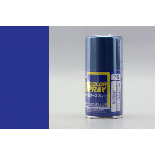 Mr. Color Spray (100 ml) Metallic Blue