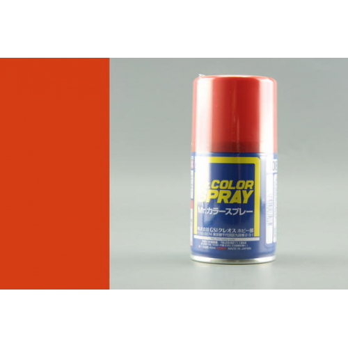 Mr. Color Spray (100 ml) Character Red