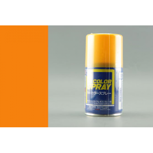 Mr. Color Spray (100 ml) Character Yellow