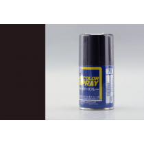 Mr. Color Spray (100 ml) Metal Black