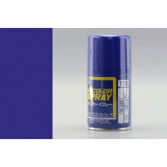 Mr. Color Spray (100 ml) Character Blue