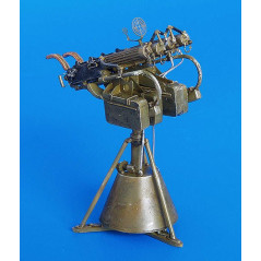 MAXIN M-4 QUADRUPLET 1/35 PLUS MODEL