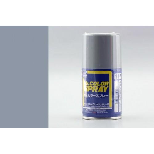 Mr. Color Spray (100 ml) RLM76 Light Blue