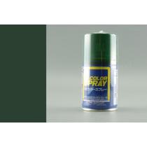 Mr. Color Spray (100 ml) Dark Green (Mitsubishi)