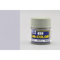 Mr. Color  (10 ml) Light Gull Gray